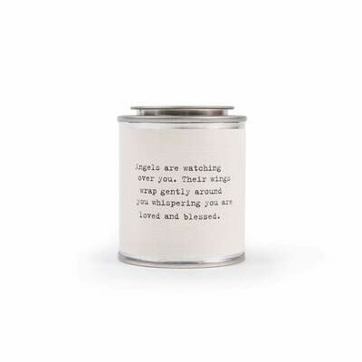 3oz Quote Candle
