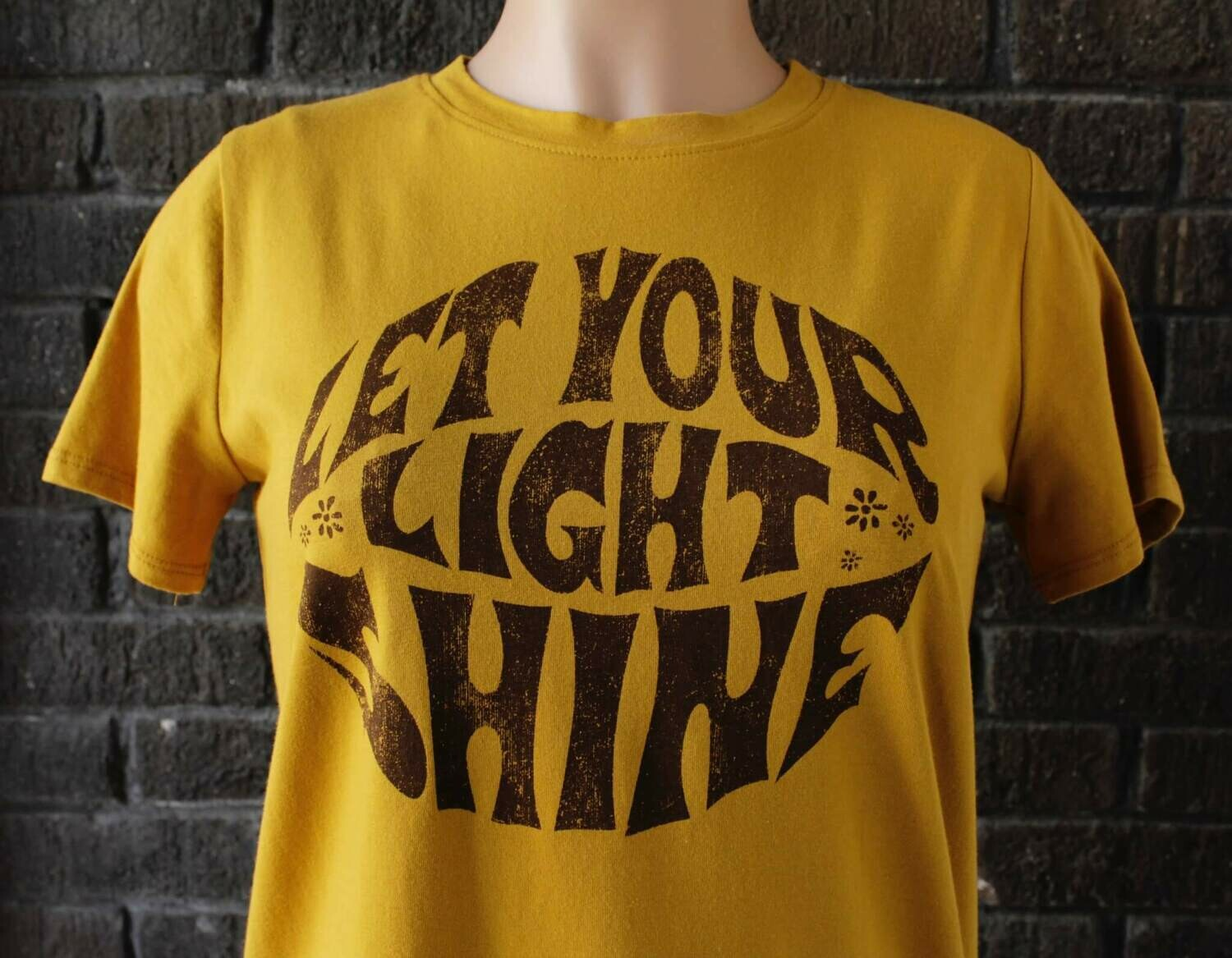 """""""Let Your Light"""" Tee"""
