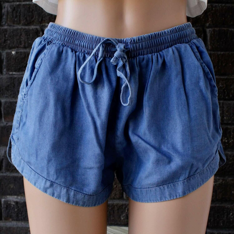 WL08 denim shorts