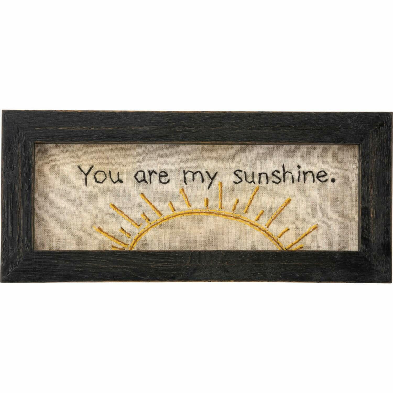 You are my Sunshine Stitchery /33513