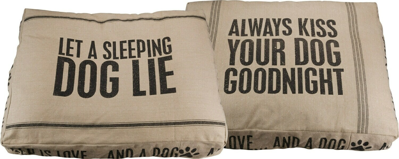 "Lrg Dog Bed 36""x27"" /27134"