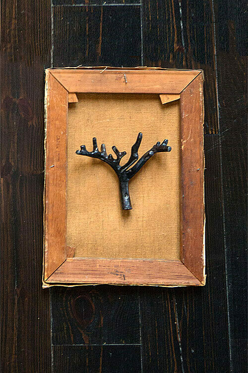"8"" twig wall hook"