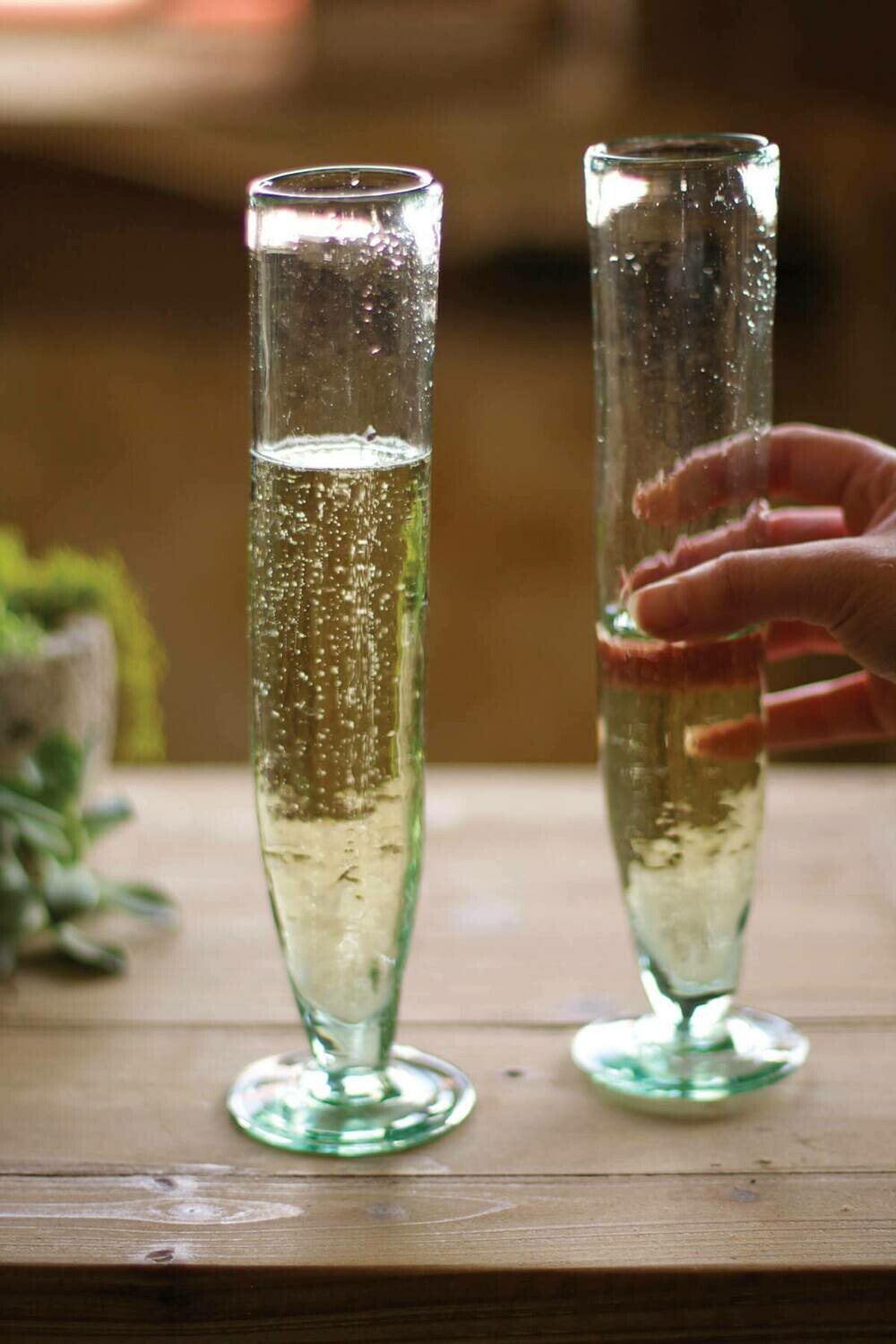 Tall Champagn Flute /5749
