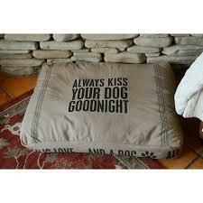 "Sm Dog Bed 26""x20"" /28083"