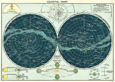 Celestial Chart -celest /#4