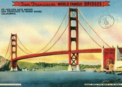Golden Gate Bridge, GGB /#18