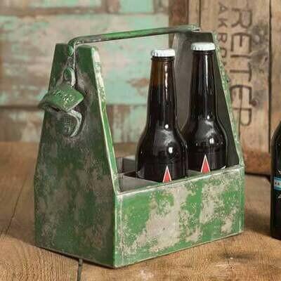 Bottle Caddy w/opener /770000