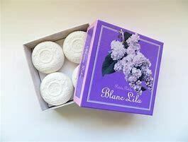 Blanc Lila Petite Set 4 minis