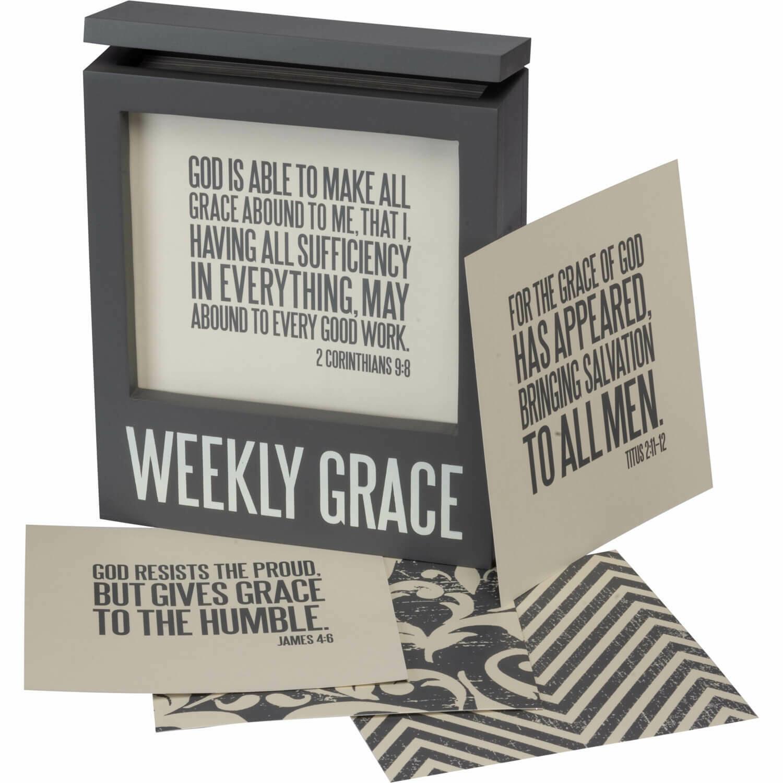 Words of Wisdom-Weekly Grace