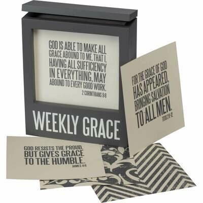 Words of Wisdom-Weekly Grace /105981