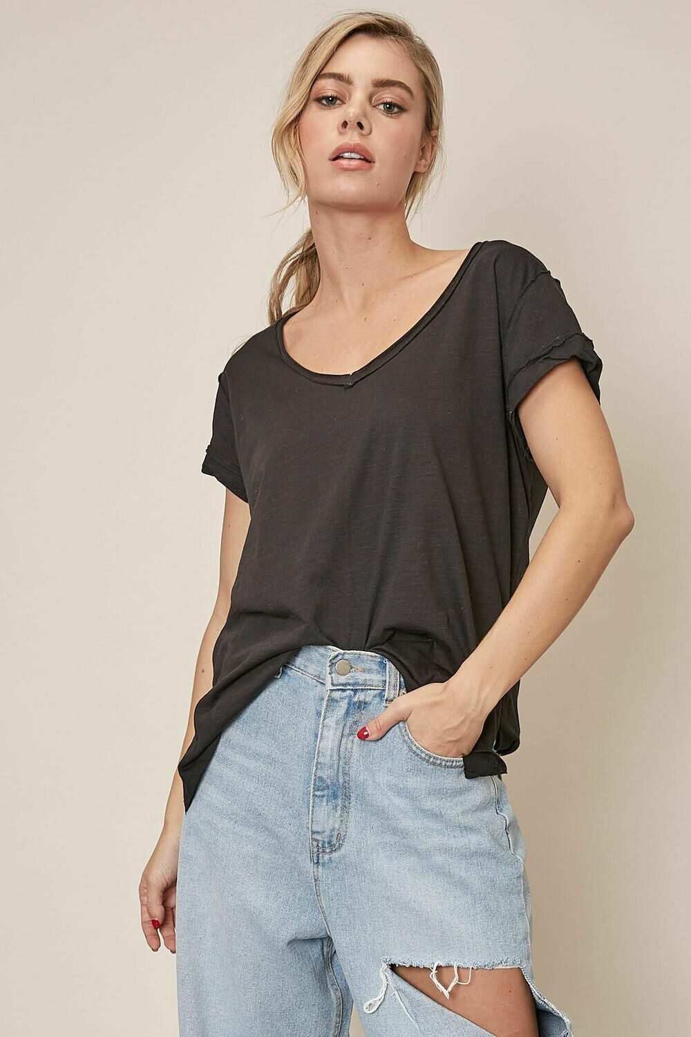 Over Size Tee