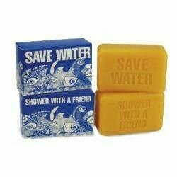 Save Water Soap /2008
