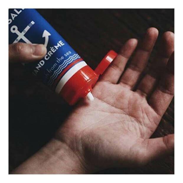 Sea Salt Hand Creme,LG