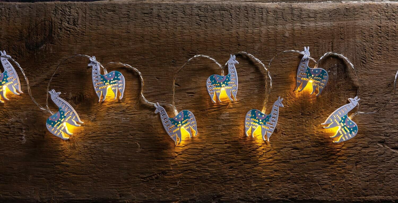 Alpaca String Lights /101451