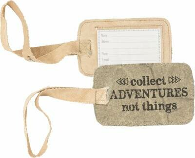 Aventures Luggage Tag /36862