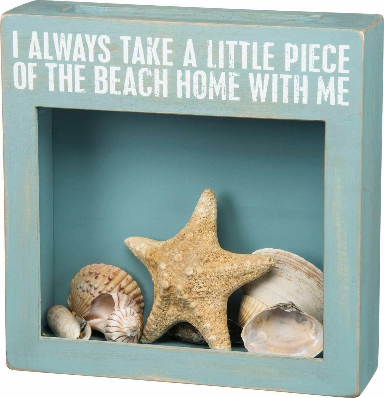 Beach Collector's Box /24673
