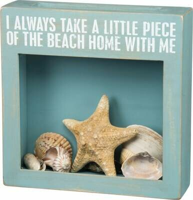 Beach Collector's Box /24673