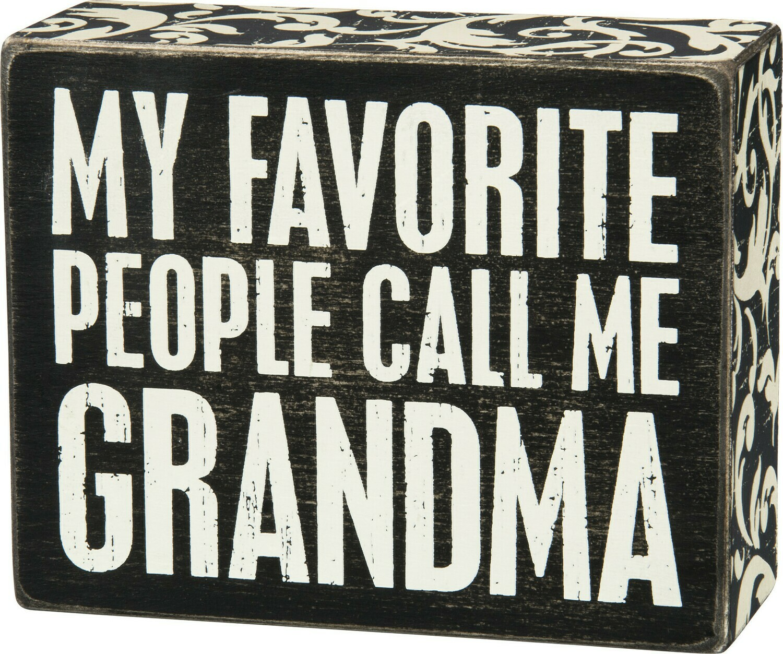 Call Me Grandma/27214