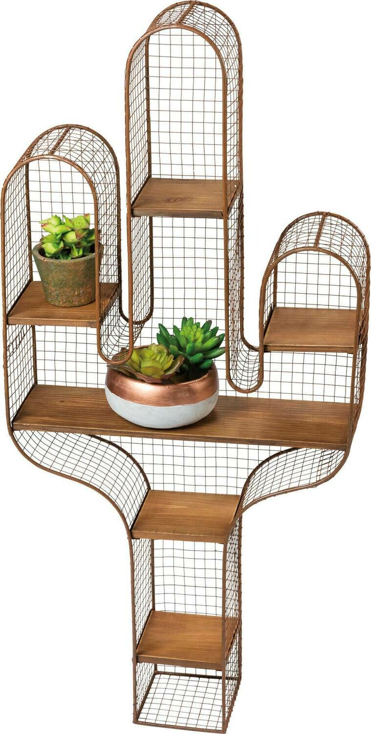 Cactus Wall Shelf /37052