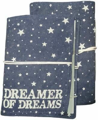 Dreamer Canvas Ntbk /35546