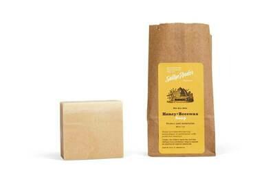 Honey + Beeswax Soap
