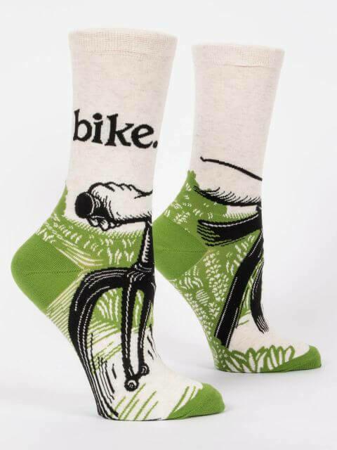 Bike Path Crew Socks /514