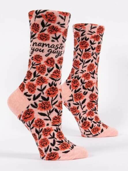Namaste Crew Socks /507