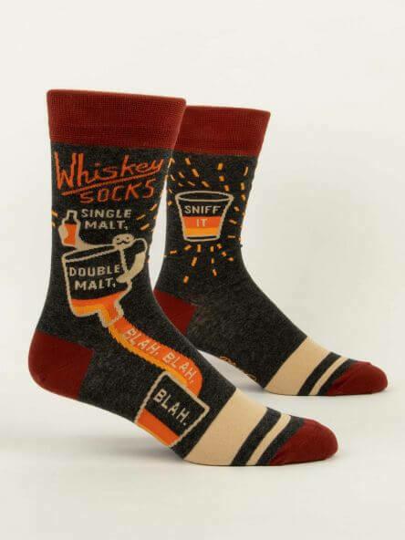 Whiskey Men's Socks /878