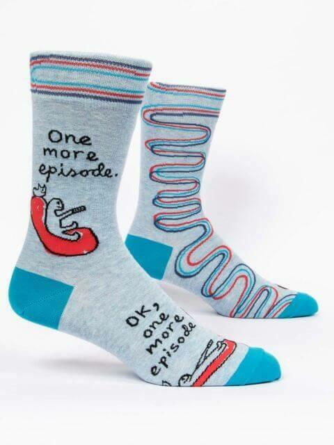 One More Men's Socks /862