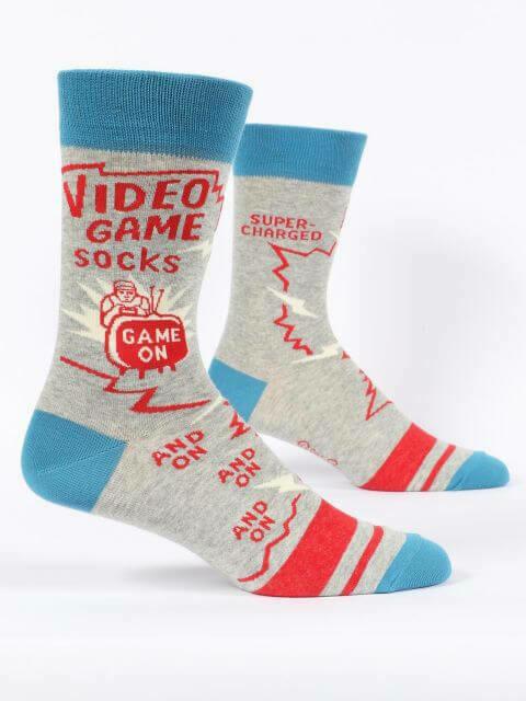 Video Game Men's Socks /815