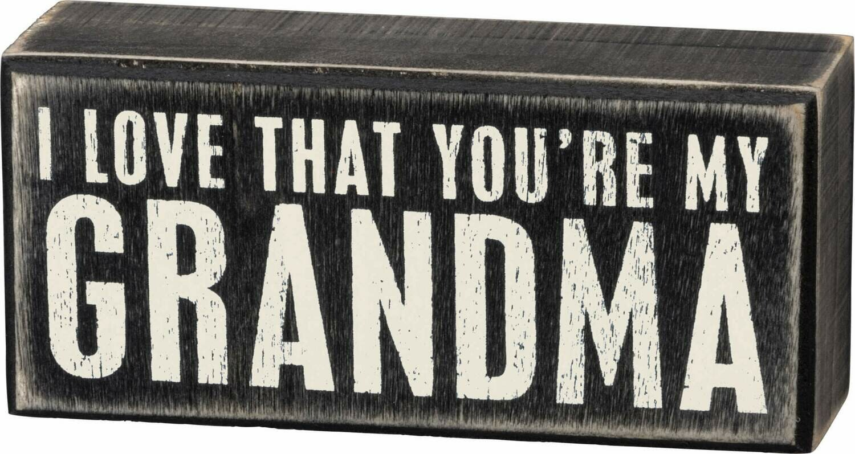 Love Grandma/19445