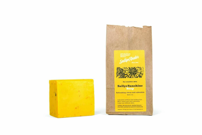 Sallye Sunshine Soap