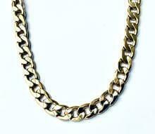 !4K Gldplt Steel Link Chain /20491