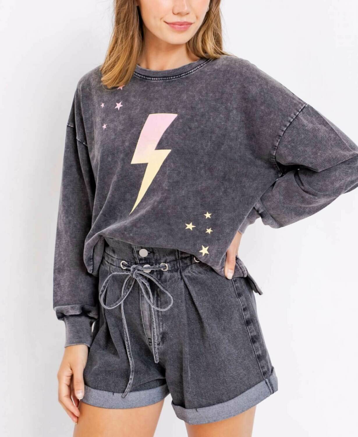 Bolt sweatshirt