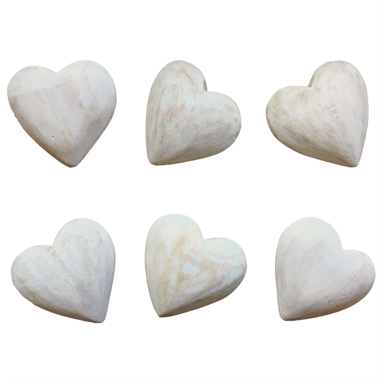 Mini Wooden Heart