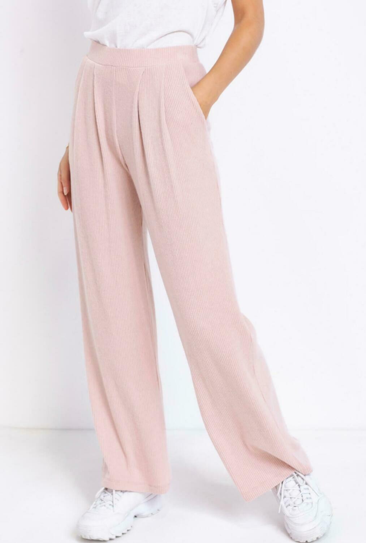 Pink Comfy Pants