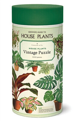Houseplants Puzzle
