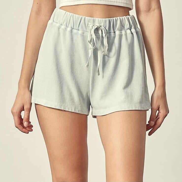 Cotton Lounge Shorts