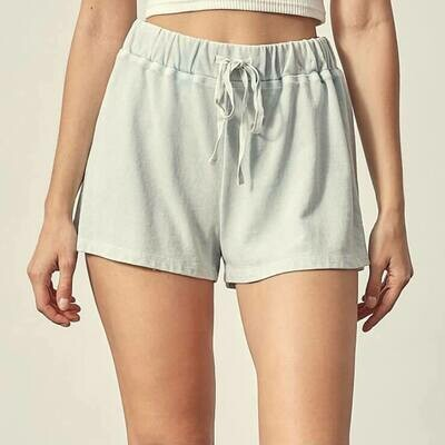 Cotton Lounge Shorts