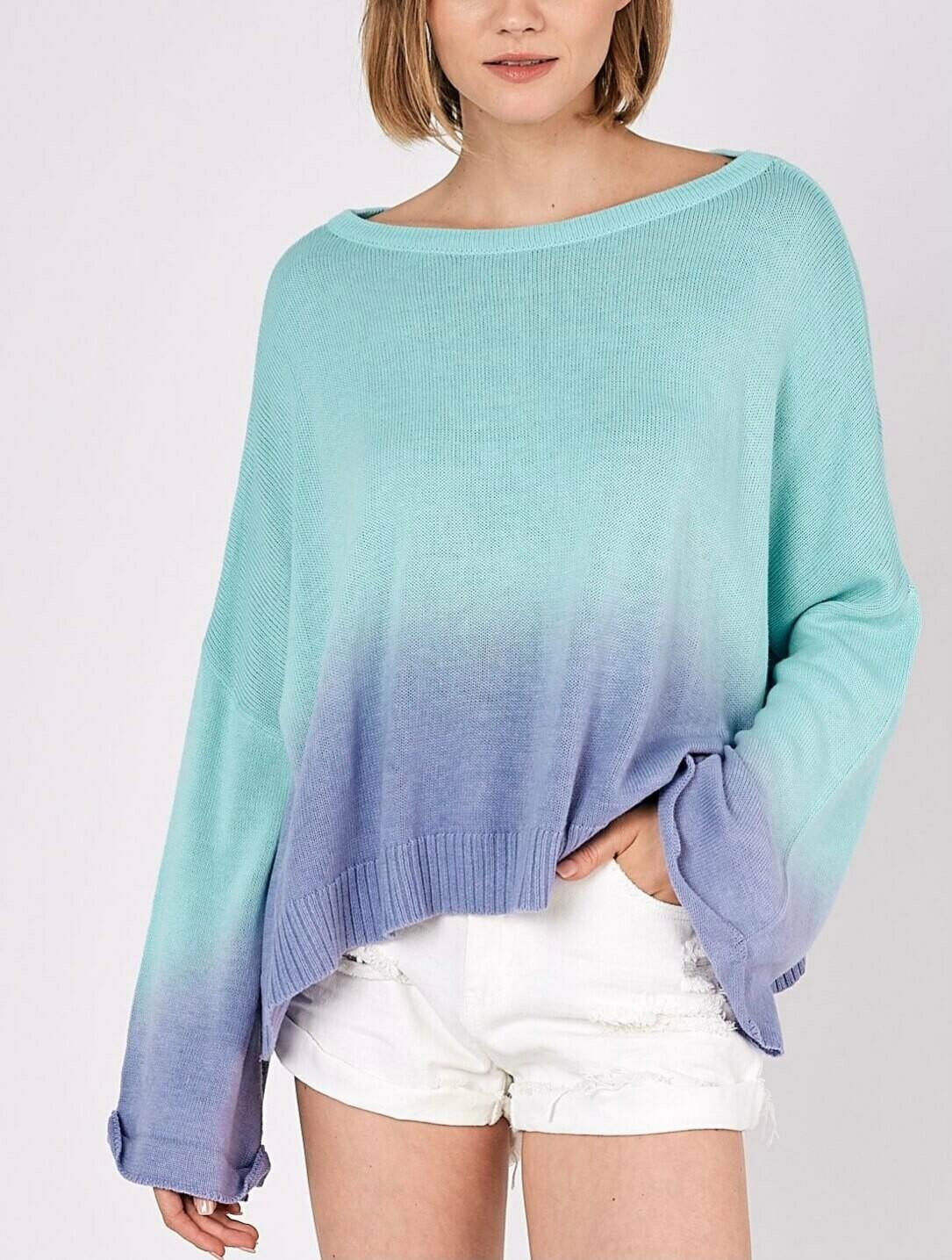 Dip Dyed Sweater