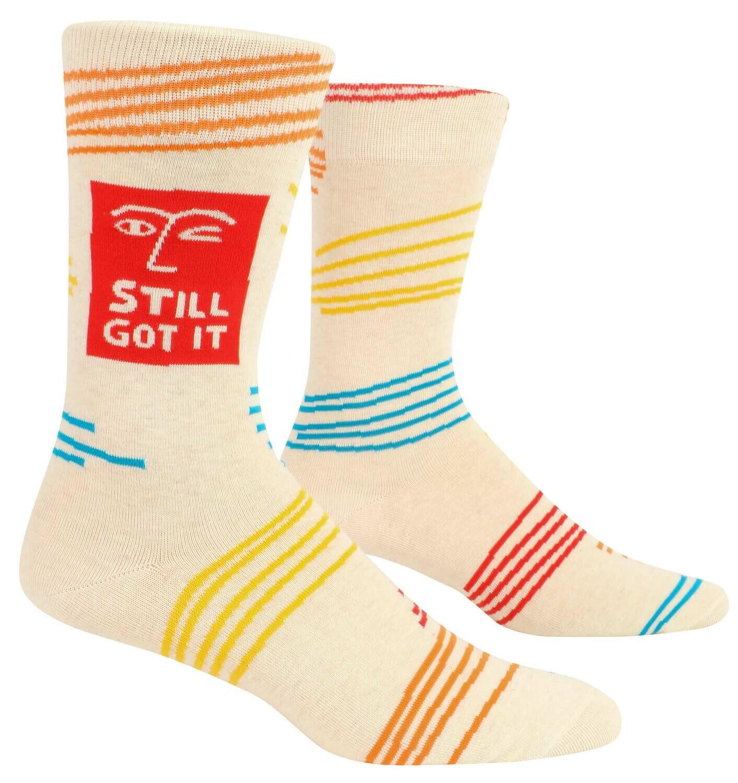 Still Got It Men's Socks /882