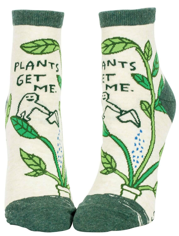 Plants Ankle Socks /627