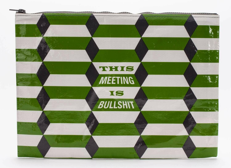 Meeting Jumbo pouch