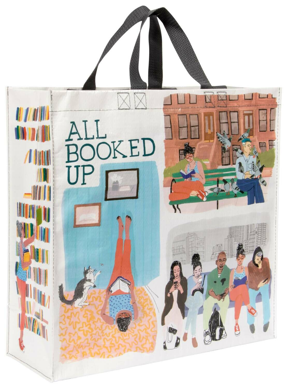 All Booked Up Shopper