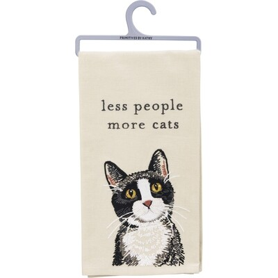Less People More Cats /108195