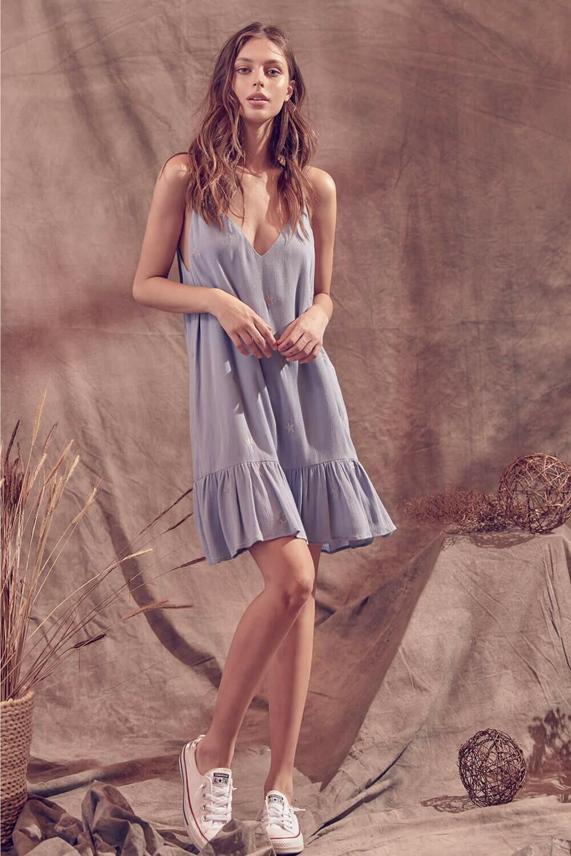 Star Cami Dress