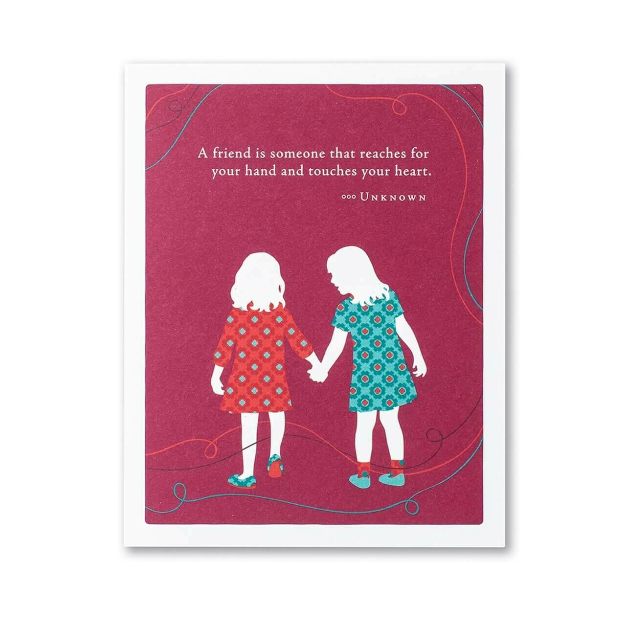 Love & Friendship Card