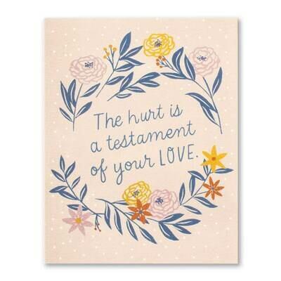 Encouragement Card Sku7601