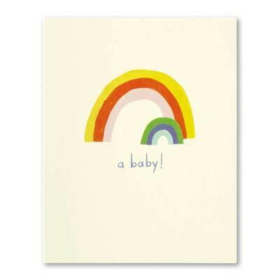 Baby Card Sku7538