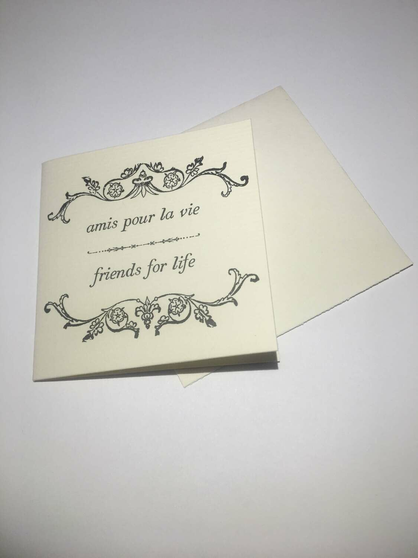 mini card-Amis